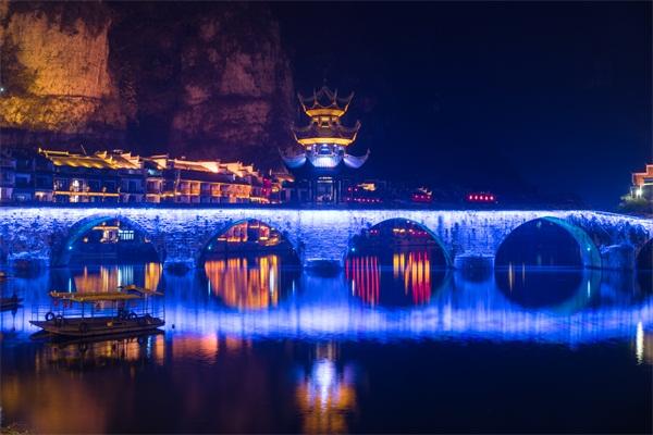 城市夜景照明中用到的灯具都有哪些?