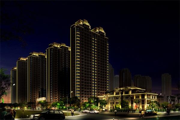 建筑照明工程应符合绿色照明标准实施