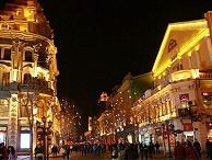 商业街亮化-设计要融合文化气息