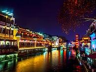 河道照明亮化-合理性布置灯光