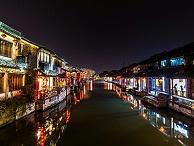 河道灯光亮化-提升城市夜景美观度