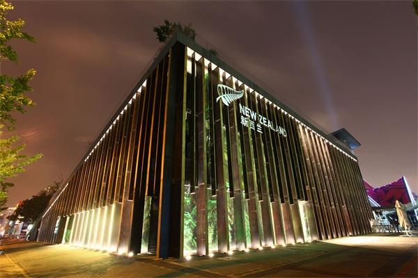 科技园区亮化设计树立园区品牌知名度
