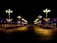 城市街道亮化-满足夜间交通出行