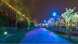 公园夜景亮化工程要重点考虑的三个点