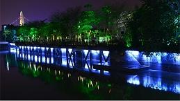 公园水景照明需要注意哪些因素?