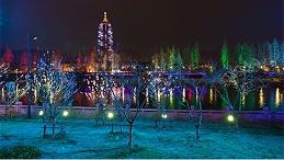 公园夜景亮化工程步骤有哪些?