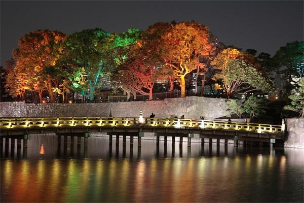 公园夜景亮化工程