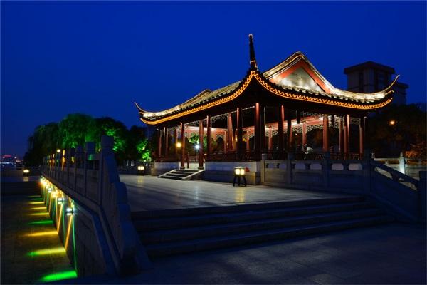 城市夜景灯光设计