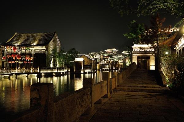 古建筑亮化设计-打造夜景灯光效果