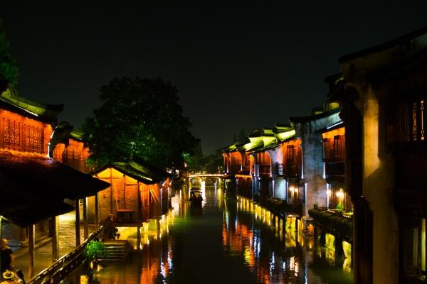 古城亮化设计-提升夜游经济发展