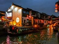 古城夜景亮化-成为夜生活文化引导