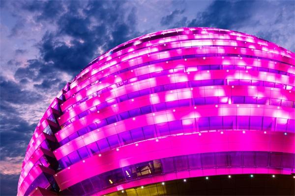 场馆照明设计