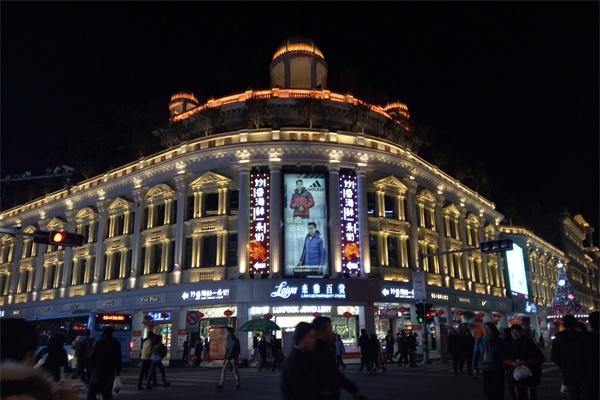 商业综合体照明工程对于城市的重要性