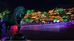 景区夜游照明设计四大形式分类