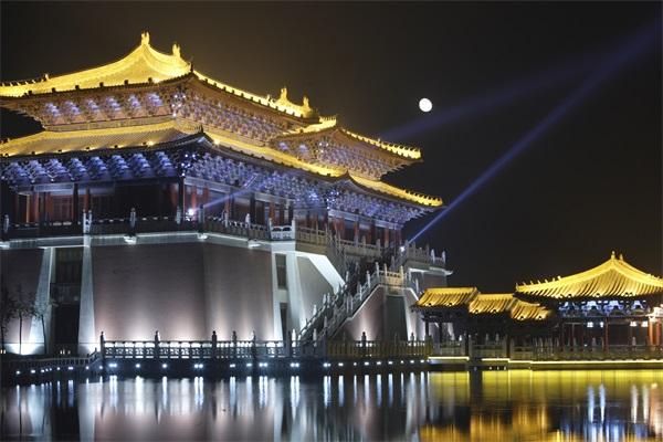 建筑夜景灯光公司