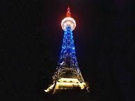 铁塔亮化工程-彰显城市夜景文化艺术