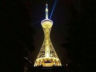 铁塔亮化公司-点亮城市夜景