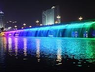 河道亮化工程-造型艺术与照明相结合