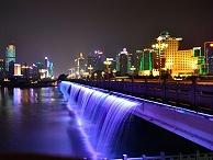 河道景观亮化-避免亮化环境污染