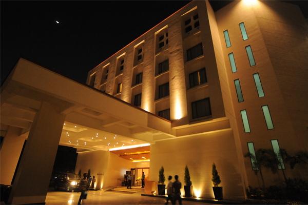 星级酒店亮化工程