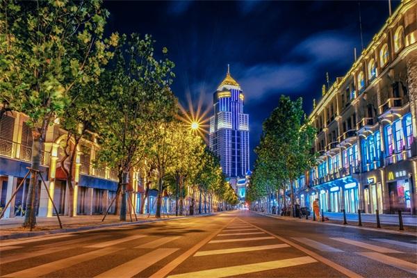 商业街照明工程
