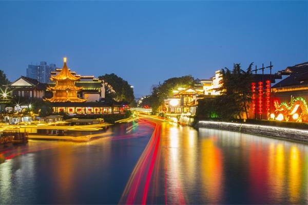 河道灯光亮化要把握人与自然的设计主题