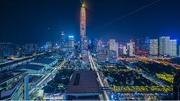 城市夜景亮化要结合不同的灯光设计方案