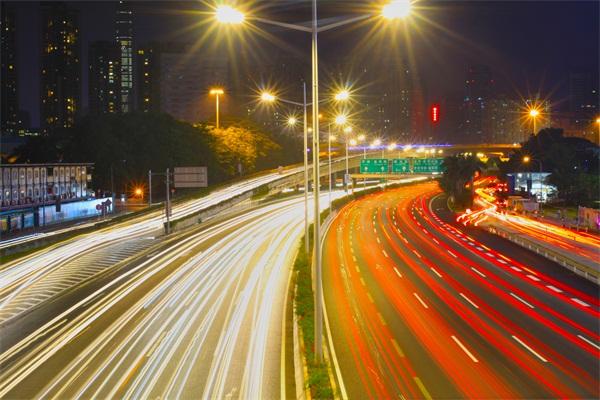 道路亮化-符合亮化要求标准