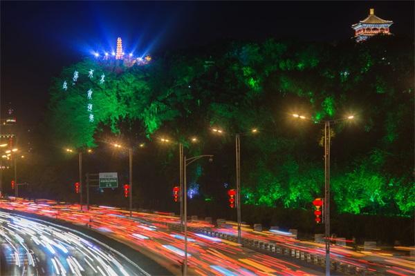 夜景灯光设计