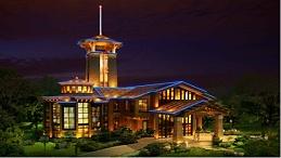 关于酒店楼体亮化光源的选择,这些你必须知道