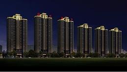 LED光源在城市夜景照明中的应用