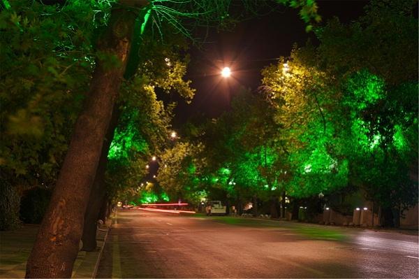 城市LED夜景照明