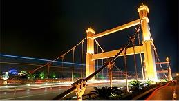 桥梁夜景灯光设计要满足视觉及心理需求