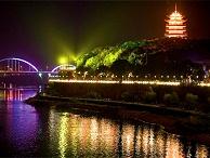 山体亮化设计-使城市夜景更为动人