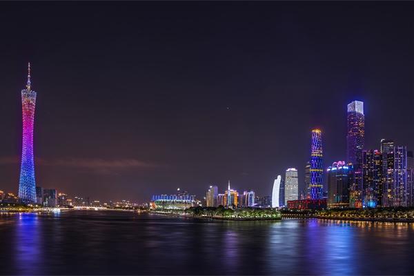 城市夜景灯光照明是艺术与科技的结合