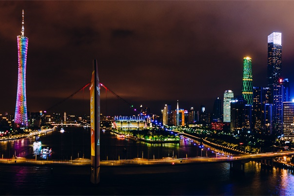 夜景灯光亮化工程是社会发展的需求