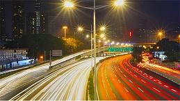 道路亮化工程中led路灯的安装方法