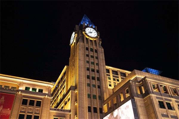 欧式建筑照明工程