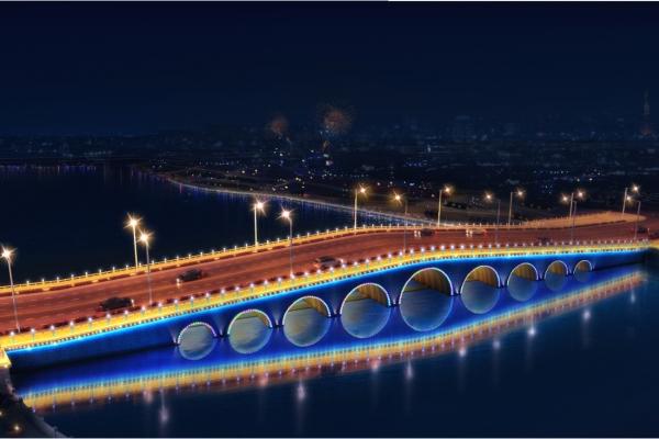 桥梁亮化工程灯光设计要注意的事项