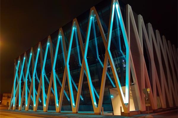 建筑灯光设计