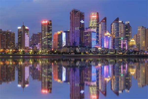 城市灯光秀要如何进行设计?