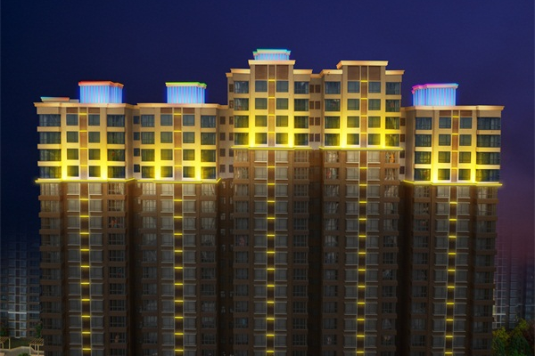 LED楼宇亮化工程照明原理是怎样的
