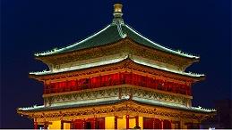 古建筑亮化设计怎么才能让人眼前一亮?