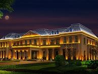 酒店亮化公司-打造灯光视觉盛宴