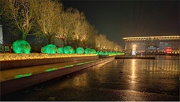 led灯具对于城市光彩工程的影响