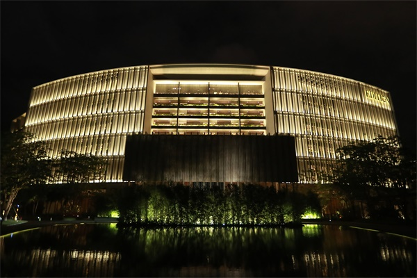 建筑夜景亮化工程应注意合理规划
