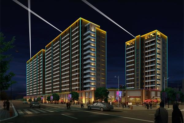 楼宇亮化设计要从哪几个方面入手?