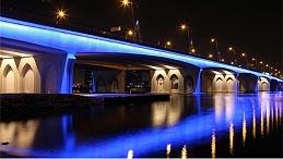 城市夜景亮化设计创造舒适的夜晚光环境