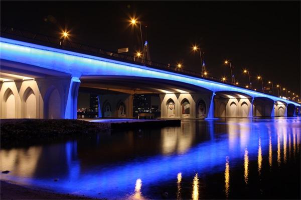 城市夜景亮化设计