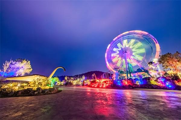 主题乐园照明设计